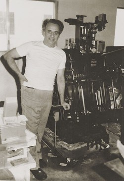 Larry Alpert Founder of Alpert's Printing
